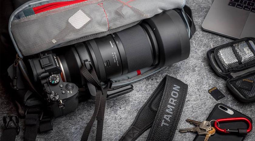 Tamron 150-500mm f/5-6.7 Di III VC VXD