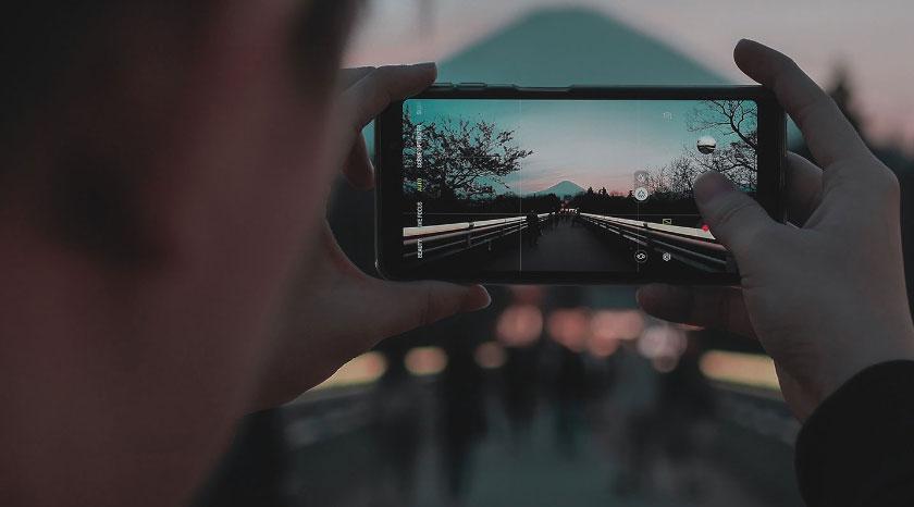 5 vinkkiä parempii kuviin ja videoihin puhelimella
