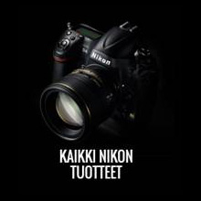 Nikon tuotteet