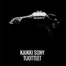 Sony tuotteet