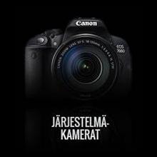 Canon järjestelmäkamerat