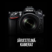 Nikon järjestelmäkamerat