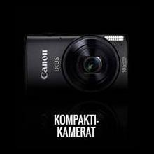 Canon kompaktikamerat
