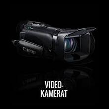 Canon videokamerat