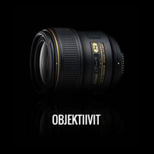 Nikon objektiivit