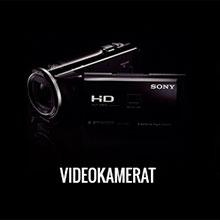 Sony Videokamerat