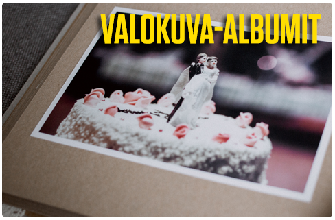 Rajala Kuvapalvelut - main Valokuva-albumit