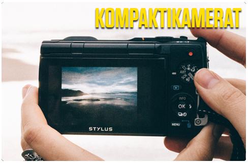 Rajala Kamerat - main kompaktit