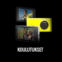 Nokia koulutukset